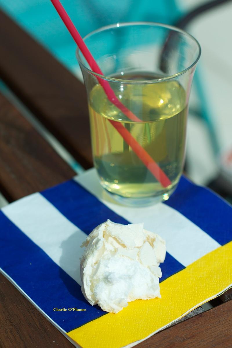 meringue dessert recette