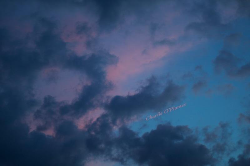 ciel couleurs parisienne campagne changement de vie provence