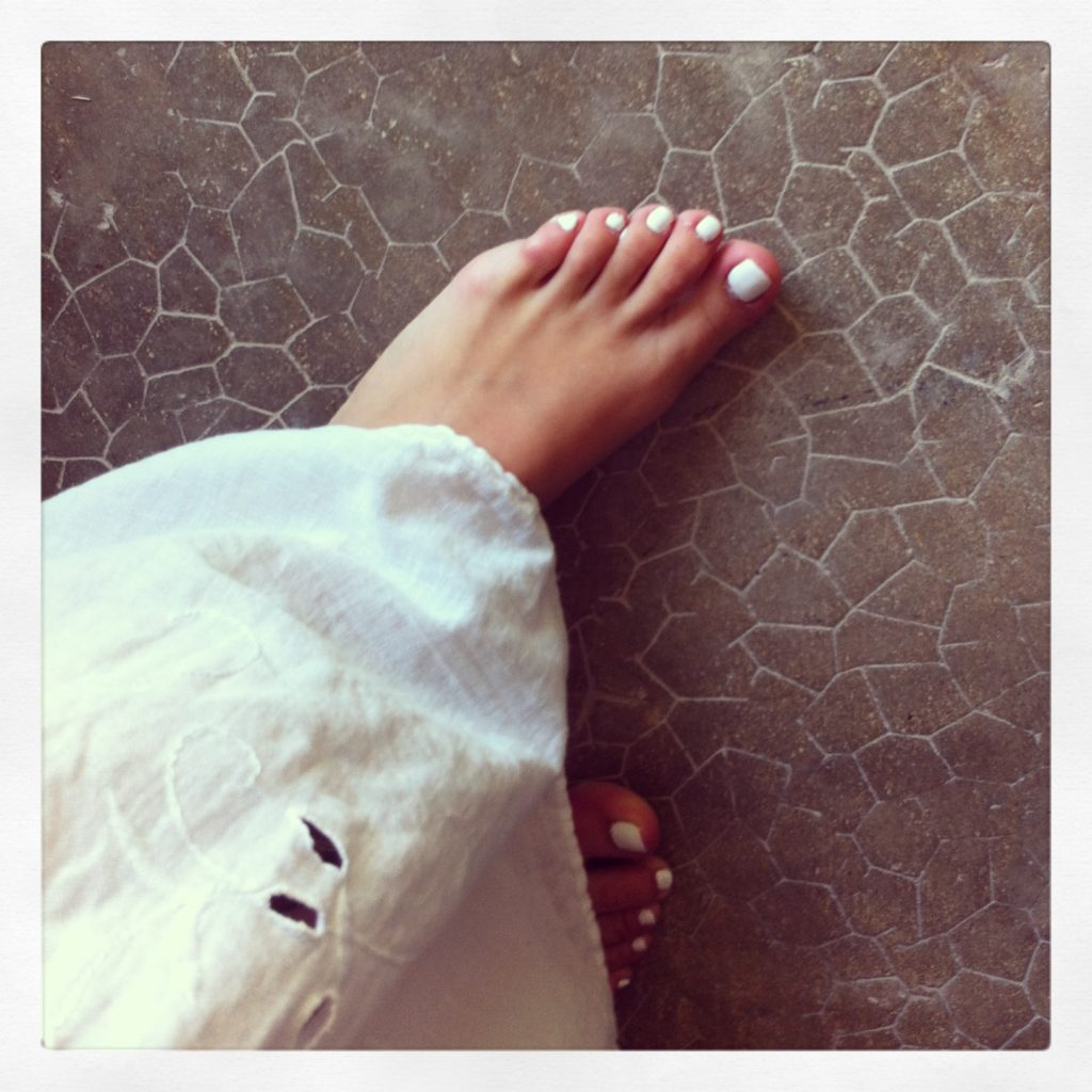 pieds soin vernis beauté ongles podologue amour