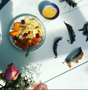 porridge petit-dejeuner recette sain vegetarien