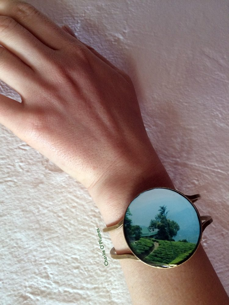 bracelet india spirit oplumes thé inde